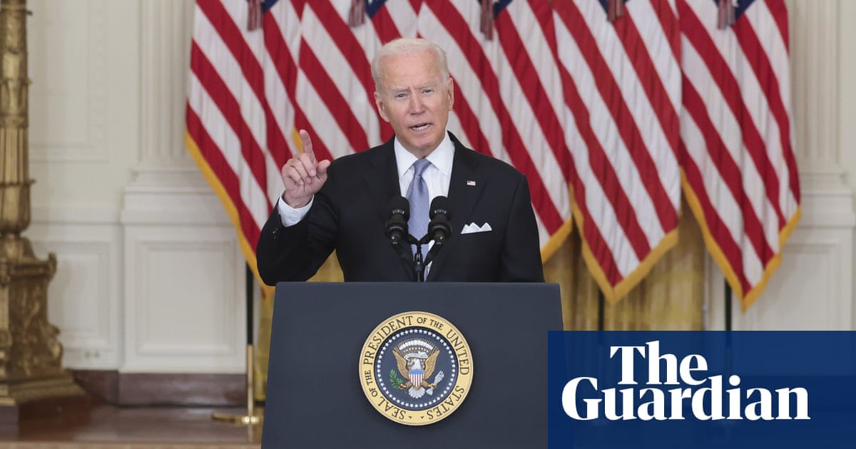 Biden's 'over the horizon' counter-terrorism strategy comes with new risks