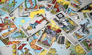 tarot cards and death and lovers