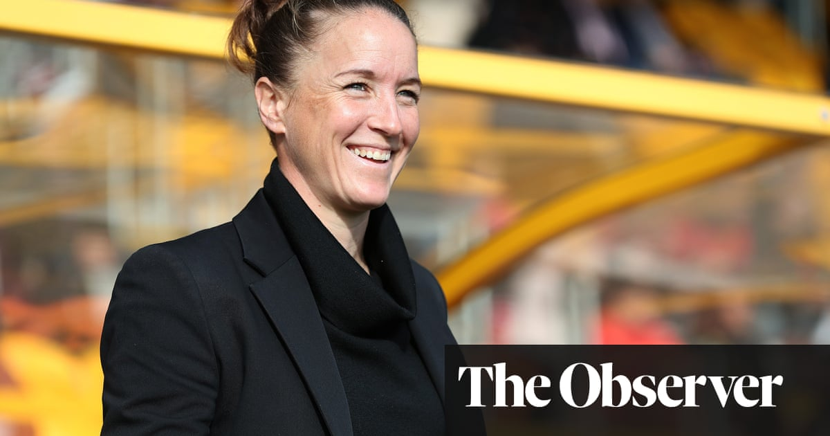 Casey Stoney lauds Manchester United's response to life in fast lane