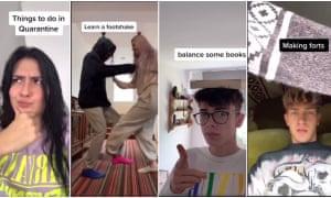 TikTok housemates