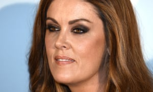 Peta Credlin, chief of staff to former Prime Minister Tony Abbott, at the Australian Women's Weekly Women of the Future dinner on Tuesday.