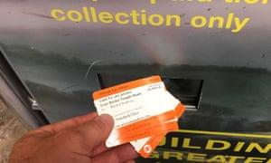 rail ticket machine
