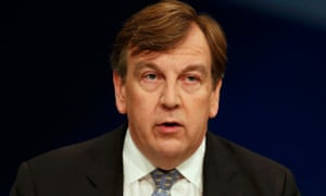Conservative culture secretary John Whittingdale