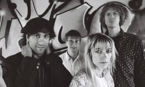 Axe factor... Sonic Youth.
