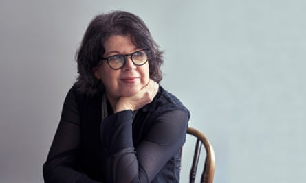 Novelist Meg Wolitzer at home in New York