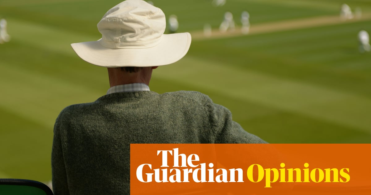 Ian Ridley's memoir of coping with grief is a reminder of crickets soothing qualities | Andy Bull