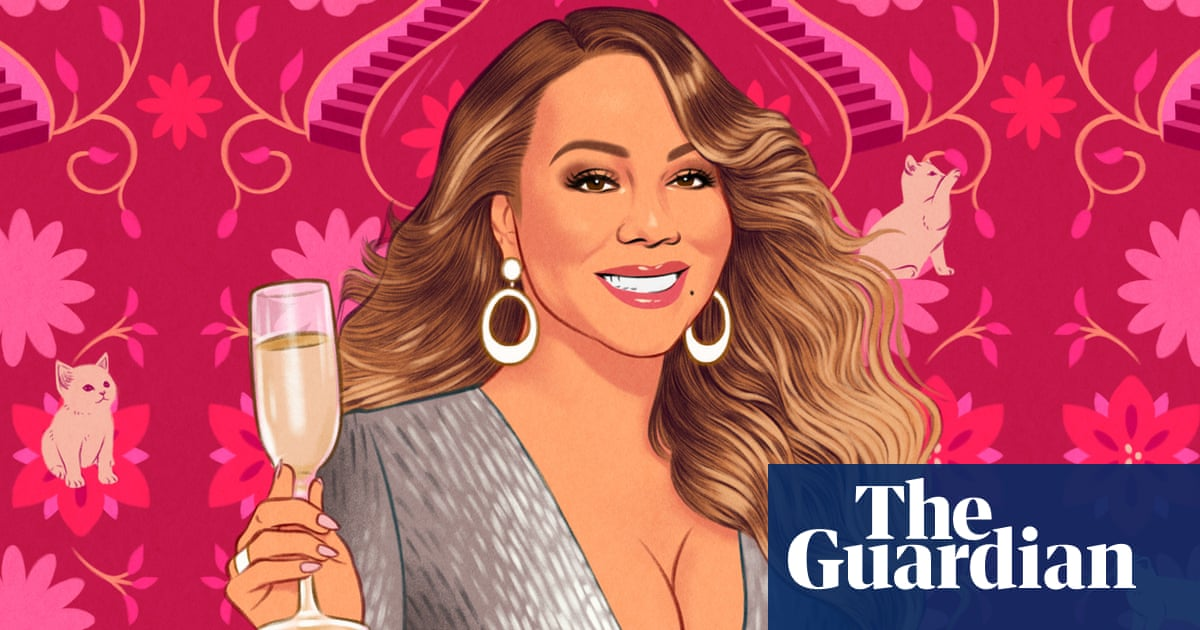 Total legend: does Mariah Carey really not 'do stairs'?