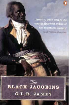 Black Jacobins book cover