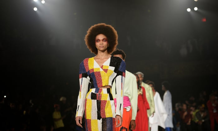 An Appetite Jolting Salty Sweet Lick Of Beauty And Bombshell Notes From 20 Years Of Fashion Shows Fashion The Guardian