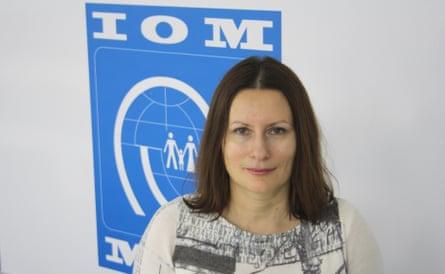 Dr Olga Milinchuk