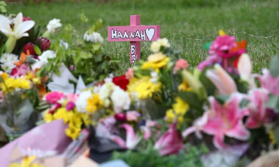 Vigil held for Hannah Clarke and her three children