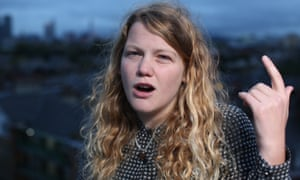 Kate Tempest, who will take on your questions.