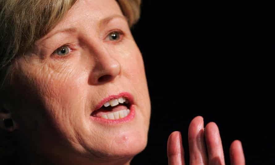 Christine Milne: 'After 25 years in politics, I am looking forward to spending more time in my beautiful home state of Tasmania, with friends and family.'