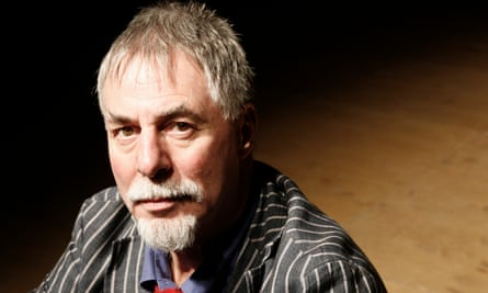 'We can't retreat to tear-filled handkerchiefs' … Barrie Rutter