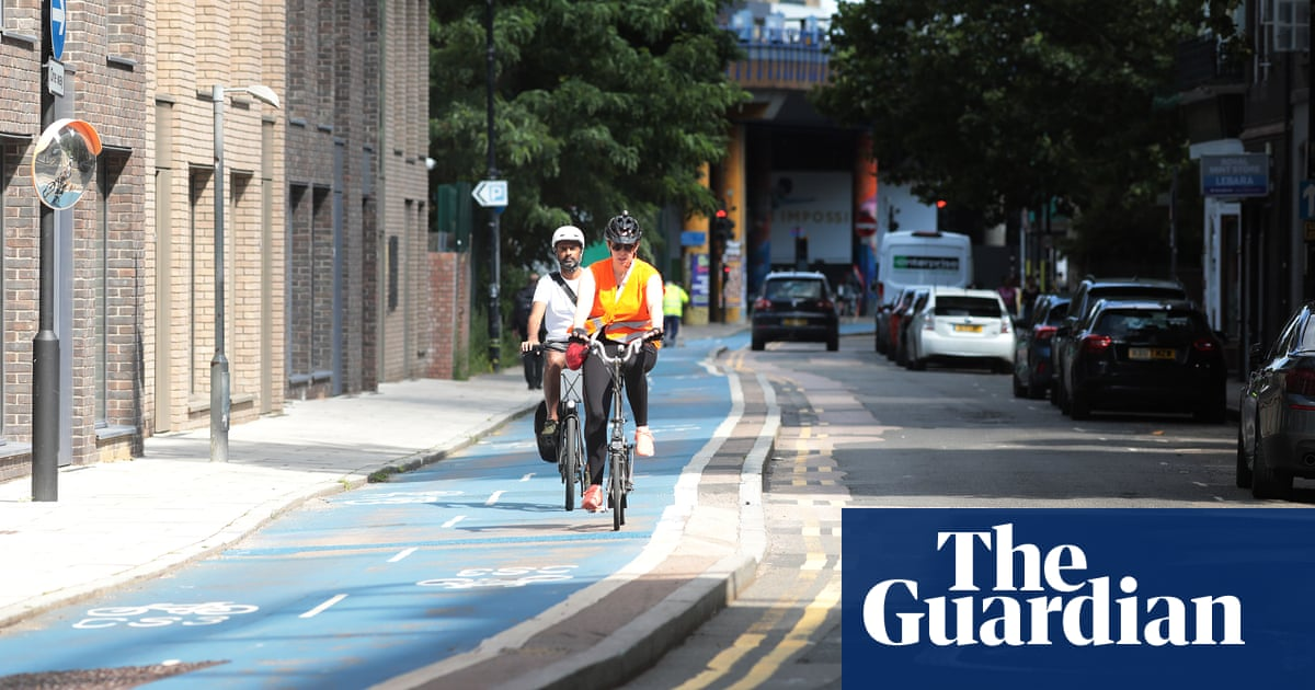 Do not squander cycling gains made during pandemic, Labour says