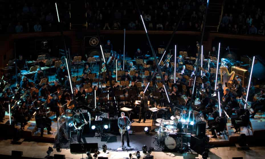 Sigur Ros and the LA Phil.