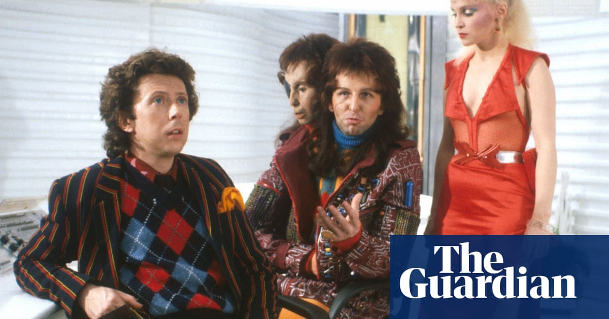 Don't panic! The Hitchhiker's Guide to the Galaxy is back