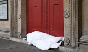 Hotels have been telling Camden council in London to make the streets less comfy for homeless people.