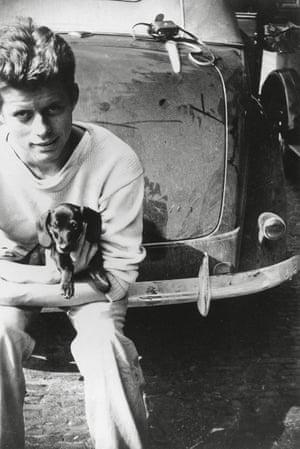 John F. Kennedy, 1949