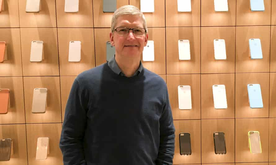 Apple CEO Tim Cook on virtual reality: 'I don't think it's a niche'