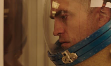 Robert Pattinson in High Life.