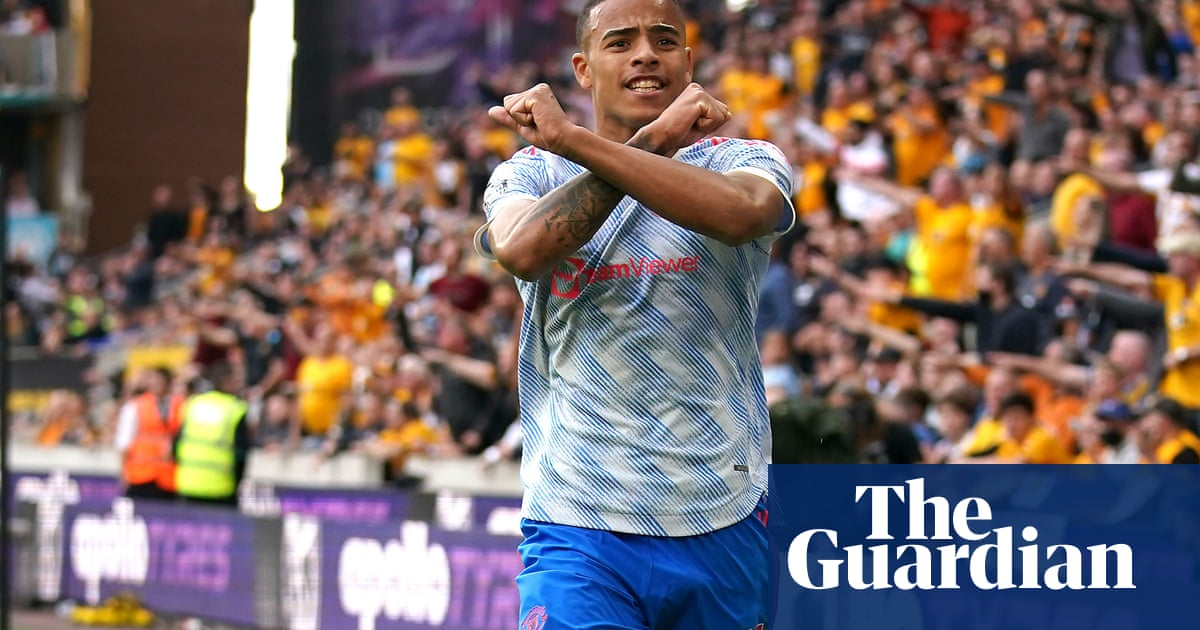 Mason Greenwood strikes late to give Manchester United win over Wolves