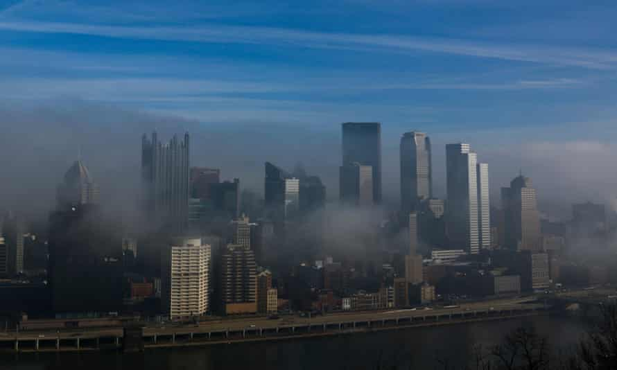 Pittsburgh is one of the five worst polluted areas, according to a study.