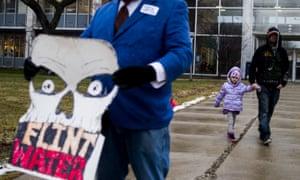 Flint Michigan water crisis lead