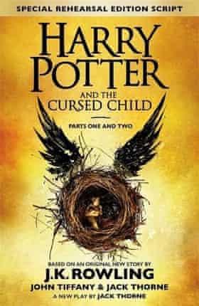 Cursed Child Book (1)
