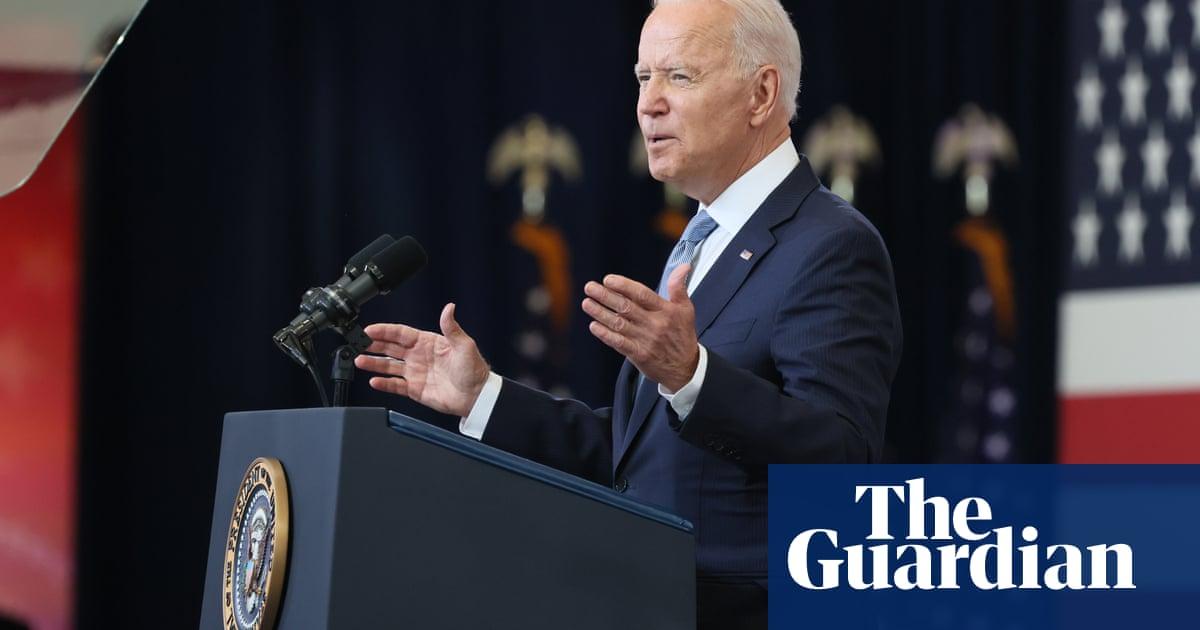 Biden blasts Republican attacks on voting rights