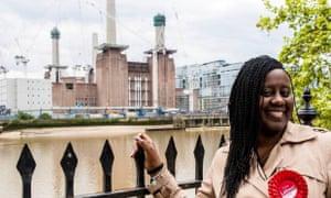 Marsha De Cordova, the registered blind, black woman who took Battersea.