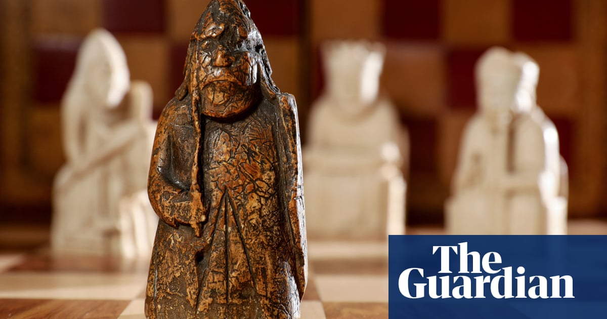 Lewis chessmen piece bought for £5 in 1964 could sell for