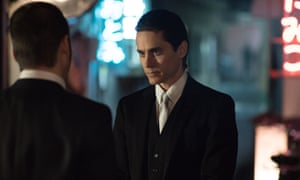 Jared Leto in The Outsider.
