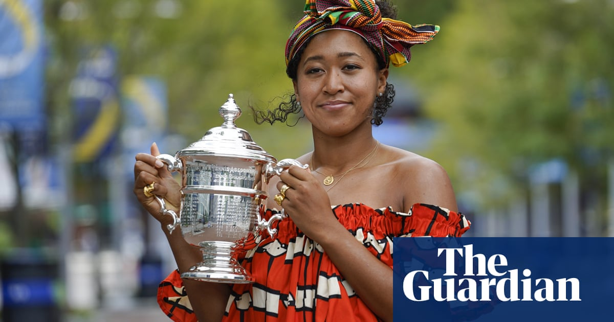 Naomi Osaka proves herself a champion on and off the court | Tumaini Carayol