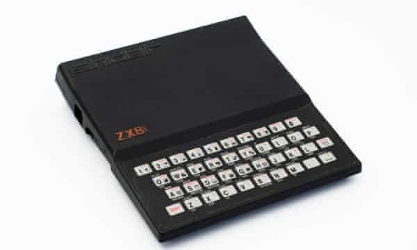 the Sinclair ZX81