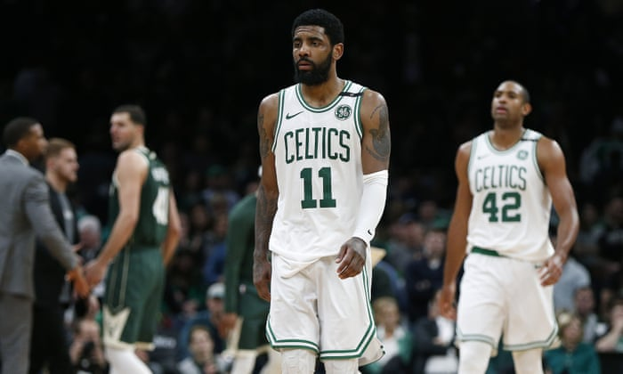 2e8052c3ff5e Kyrie Irving wanted to lead a team in the NBA playoffs. He led them to the  exit