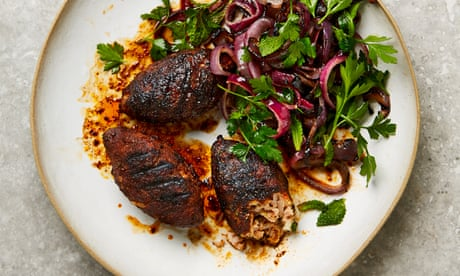 Smashed carrots and chicken koftas: Yotam Ottolenghi's recipes for sharing