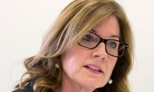 Elizabeth Denham, the head of Information Commissioner's Office,
