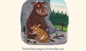 The Gruffalo © Axel Scheffler and Julia Donaldson 2020