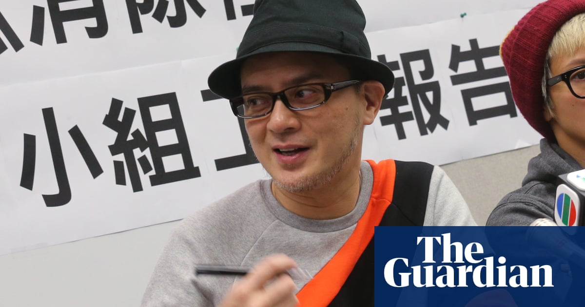 Hong Kong singer and activist arrested over 'corrupt conduct'