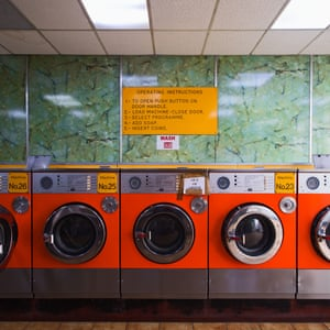 Brookford Launderette, Kensal Rise, NW10 by Joshua Blackburn @coinop_london