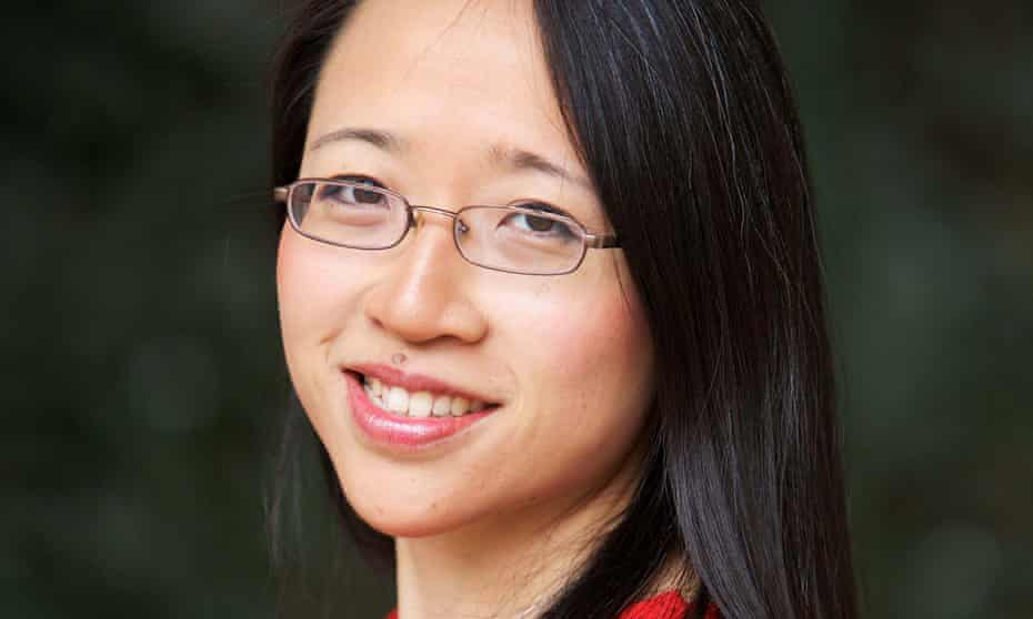 Pure maths applied to the real world … Eugenia Cheng.