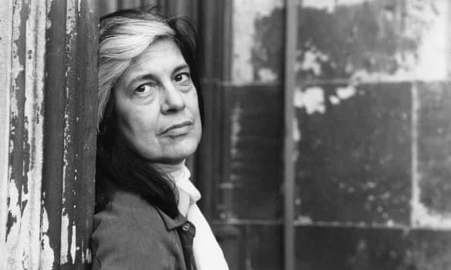 Susan Sontag in 1993.