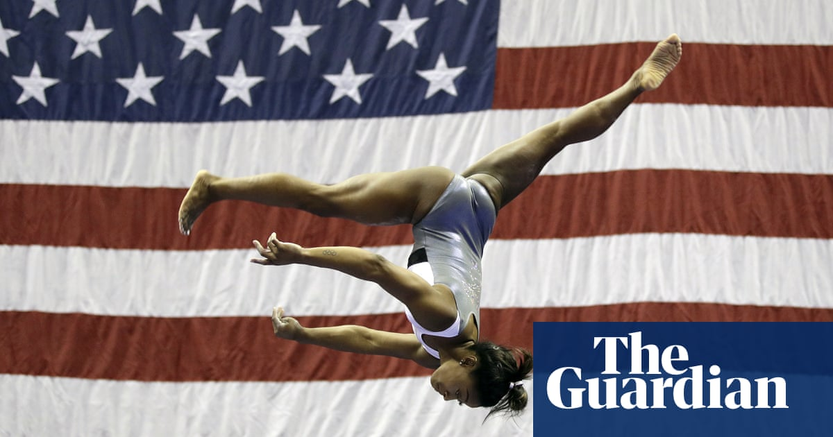 Simone Biles 2.0: Somehow, someway, theres nowhere to go but up