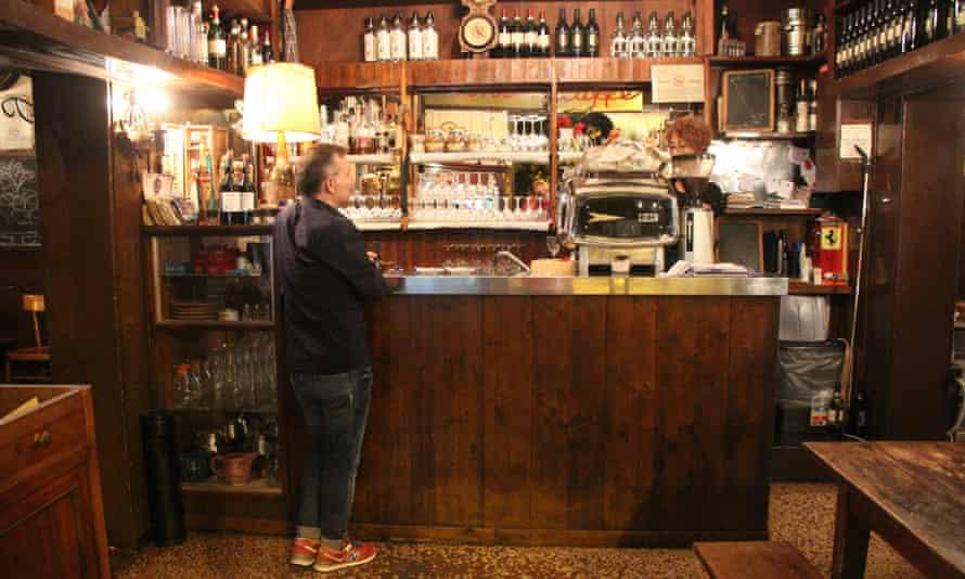 Osteria del Becco di Legno, Bologna, Italy