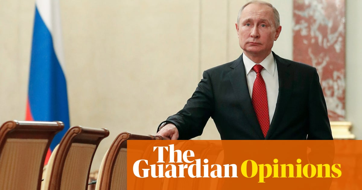 Vladimir Putin's naked power grab could have unexpected benefits | Yana Gorokhovskaia