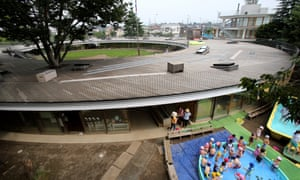 View of Fuji Kindergarten