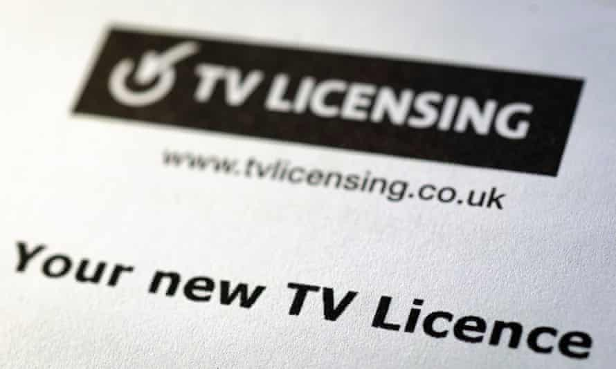 The TV licence fee has risen by 2%.