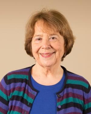 Liz Forgan, Chair of the Guardian Foundation Board
