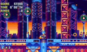 Sonic Mania review: a frenetic remix of a much-loved Mega